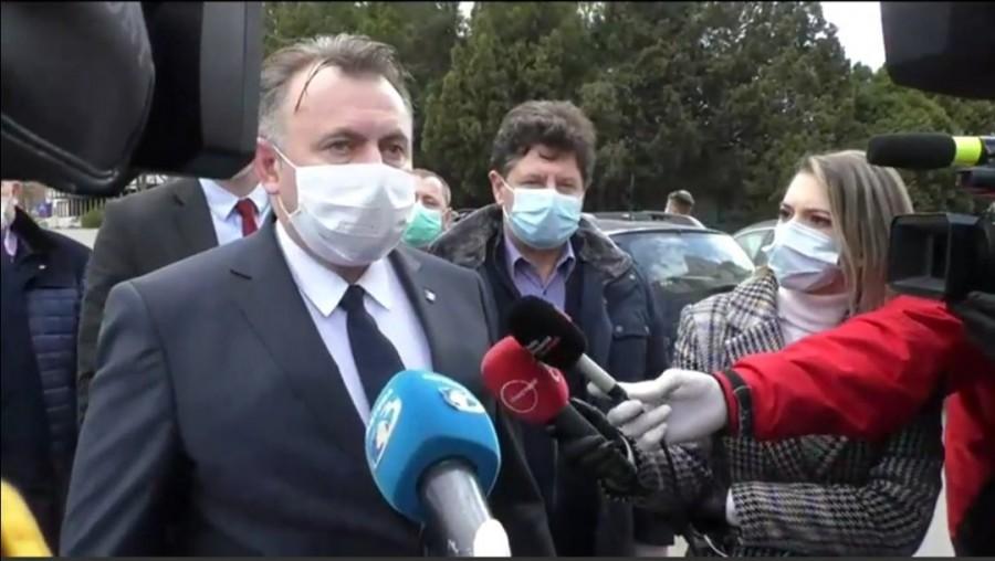Nelu Tătaru: Focar de infecție la Arad, nu se impune carantina, dar luăm în calcul schimbarea directorului DSP (VIDEO) / UPDATE: Cătană şi-a dat demisia