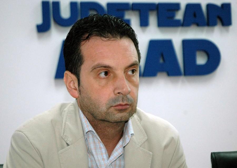 Directorul DSP Arad și-a dat demisia