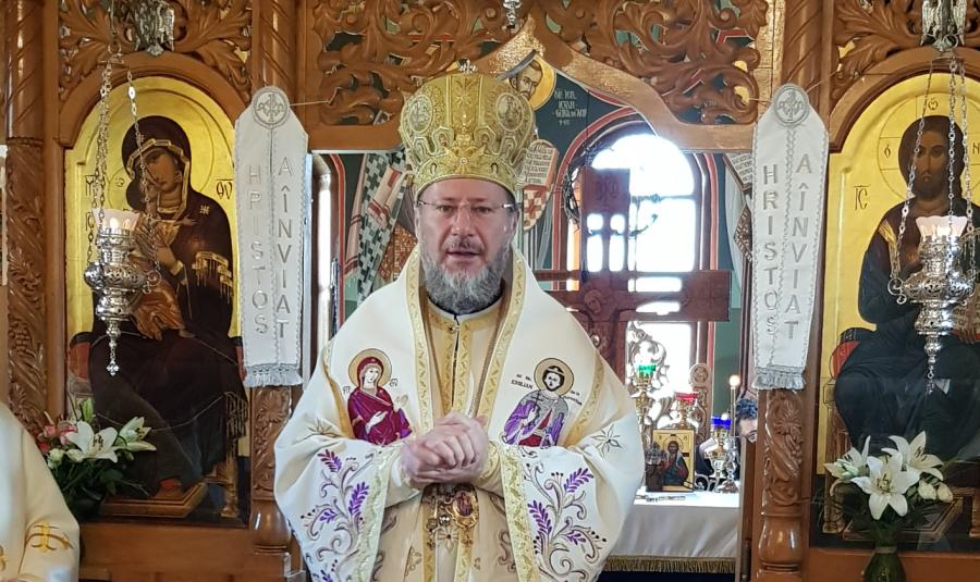"""PS Emilian Crișanul: """"Viața și Învierea sunt mirurile dumnezeiești care vă aparțin Dumneavoastră, femeilor creștine!"""""""