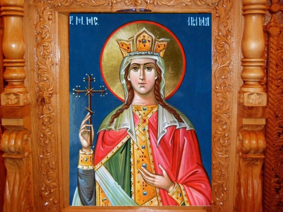 Sfânta Mare Muceniță Irina, raza mult luminoasă a tainicului Soare
