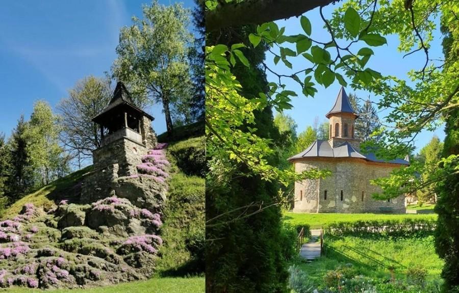 Mănăstirea Prislop și-a serbat hramul istoric