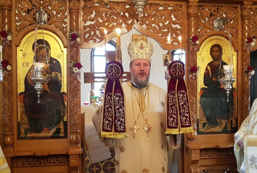 """PS Emilian Crișanul: """"Orice om poate fi un trimis al lui Hristos, pentru că Dumnezeu lucrează prin oameni"""""""