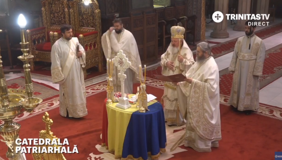 Slujbă de pomenire pentru Regii și Reginele României, de Ziua Regalității, la Catedrala Patriarhală