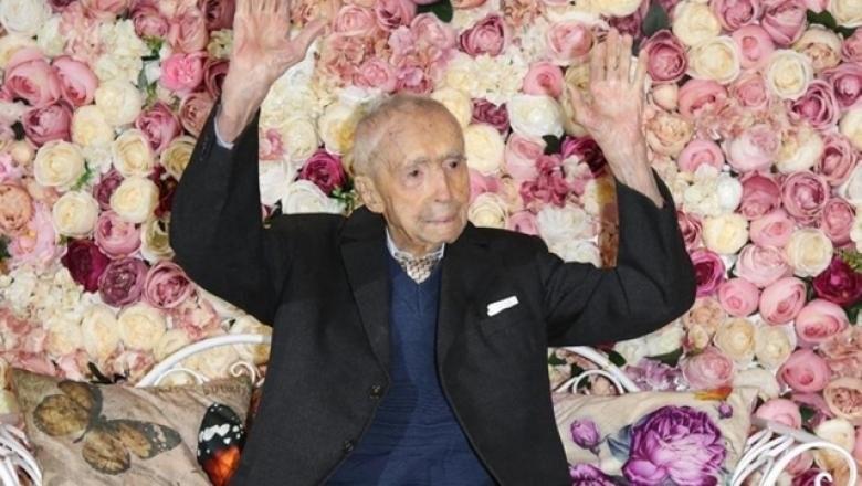 Un român a devenit cel mai bătrân bărbat din lume; vezi câți ani are