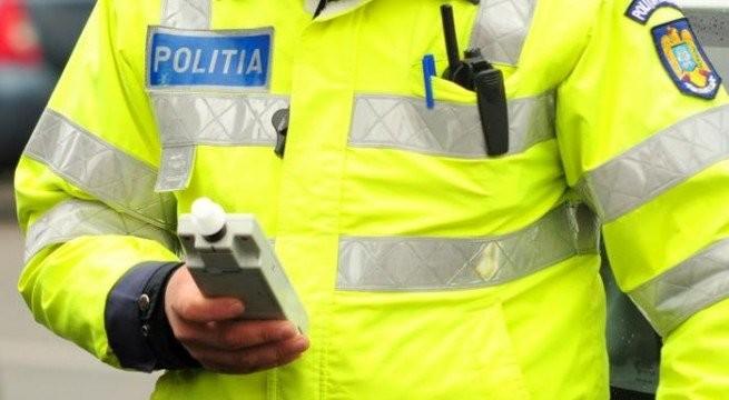 Poliţiştii arădeni au depistat mai mulţi şoferi băuţi la volan