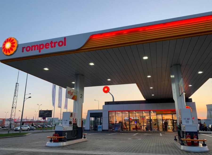 Cashback, un nou serviciu in stațiile Rompetrol