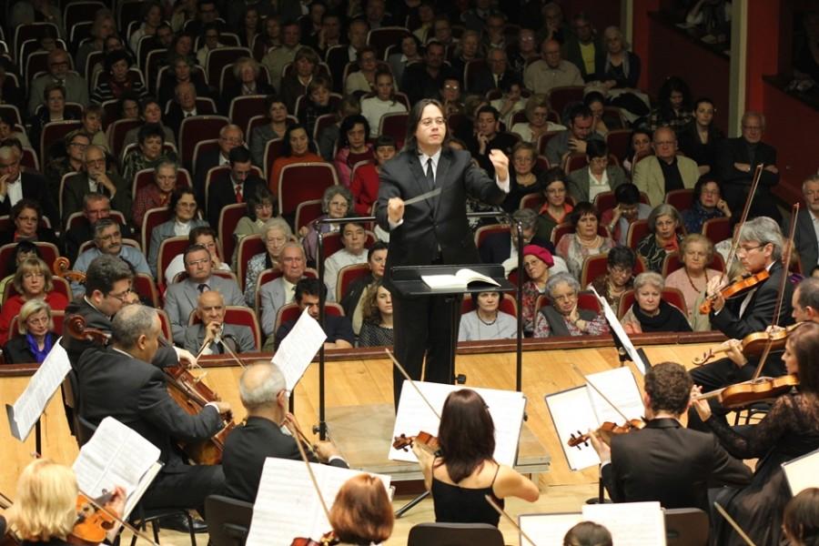 """Filarmonica """"George Enescu"""": Beethoven şi Berlioz, în programul stagiunii online e joi"""
