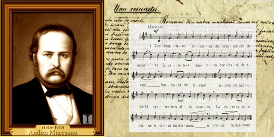 21 iunie 1848: Era publicată poezia care avea să devină Imnul de Stat al României