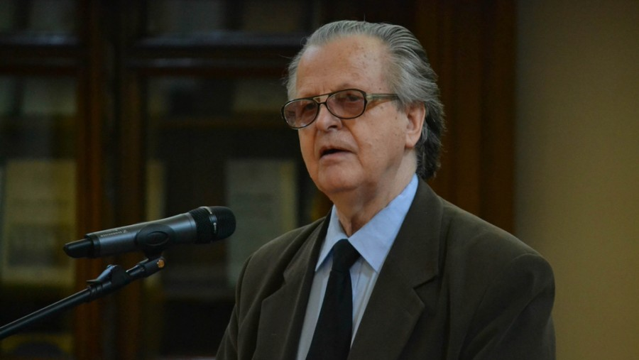 Academicianul Alexandru Zub, distins cu Premiul Cantemir în cadrul Colocviilor Regale