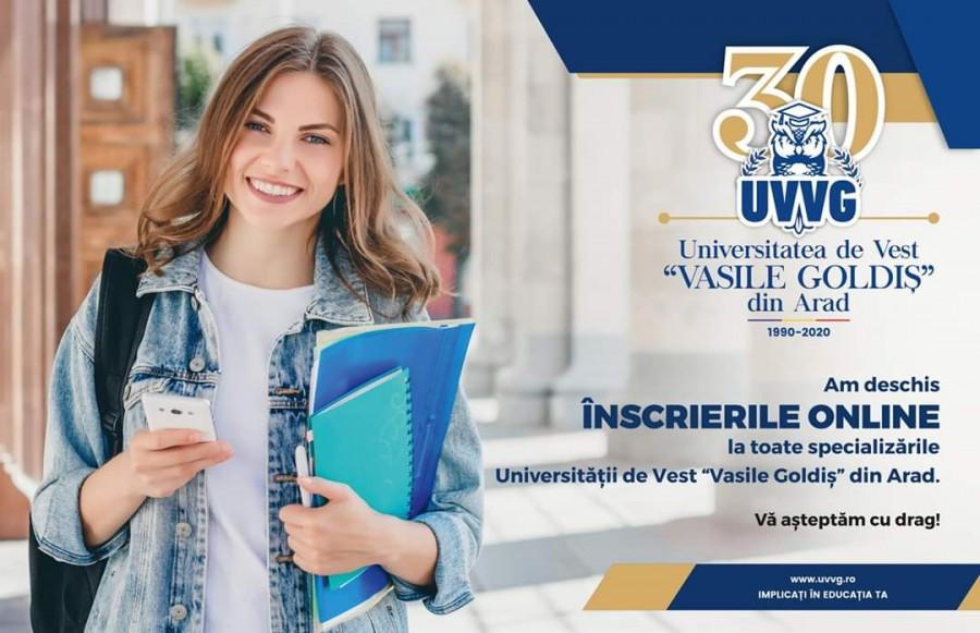 UVVG şi-a deschis porţile pentru viitorii studenţi