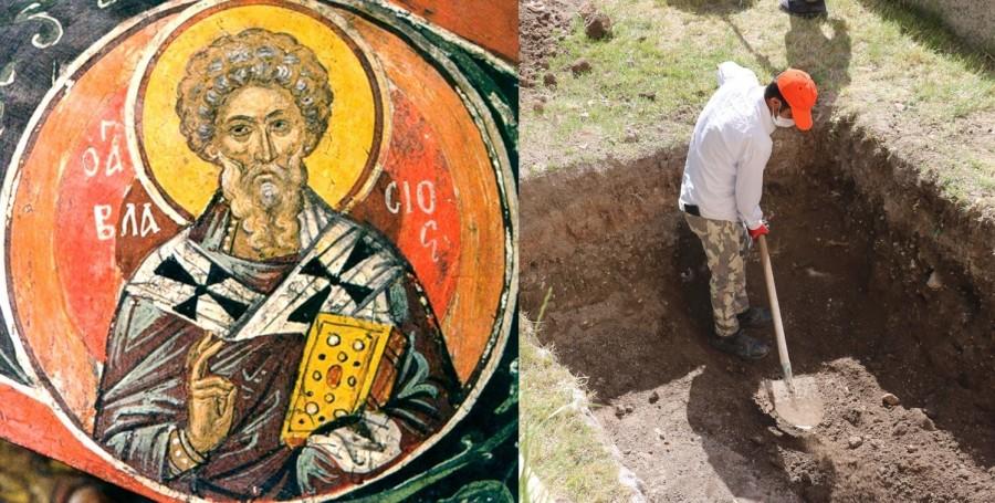 Arheologii din Turcia caută mormântul Sfântului Vlasie