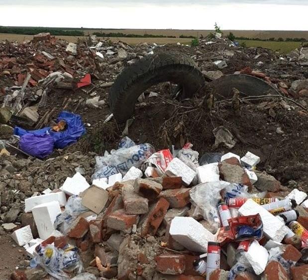 Depozit ilegal de deșeuri desființat în timp record; vezi unde s-a întâmplat acest lucru