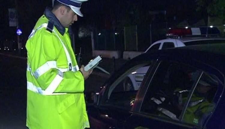 Cinci dintr-o lovitură; şoferi prinşi băuţi la volan