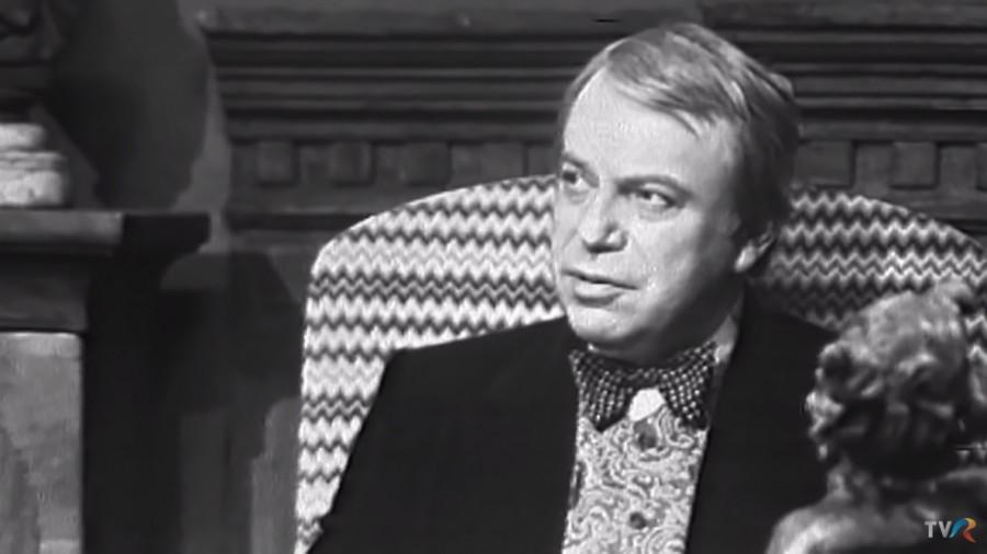 """Săptămâna Octavian Cotescu. Actorul, omagiat online la Teatrul """"Bulandra"""""""