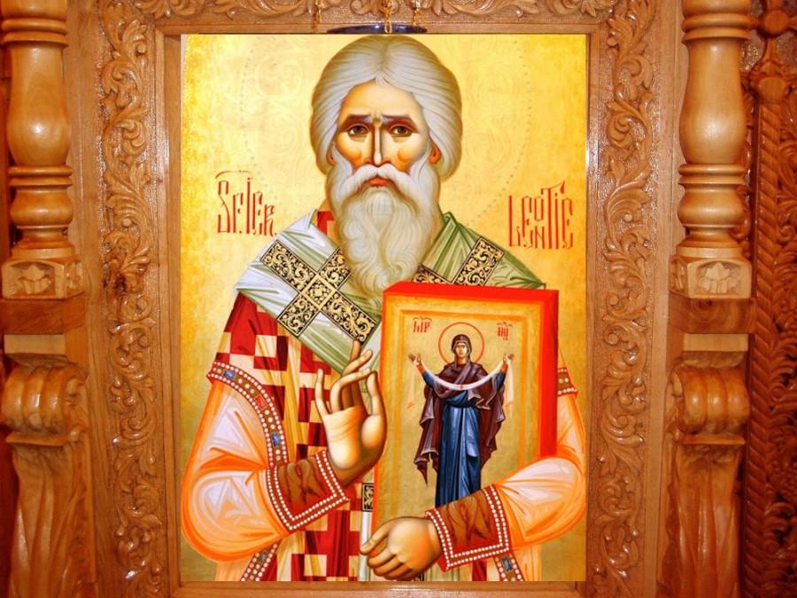 Sfântul Ierarh Leontie de la Rădăuți, învăţător al cumpătării și alinătorul celor îndurerați