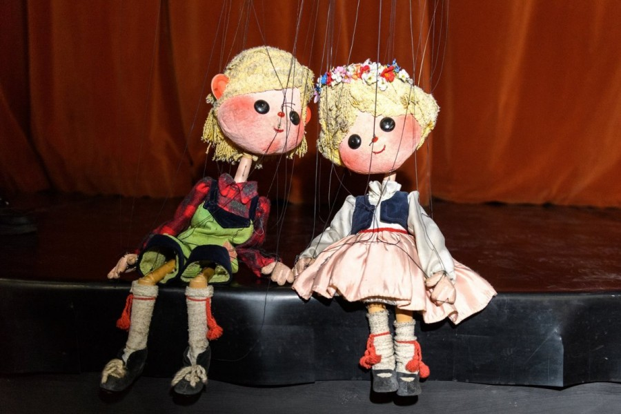 Porție dublă de… poveste; luna aceasta, Trupa Marionete își așteaptă publicul cu două spectacole pe săptămână