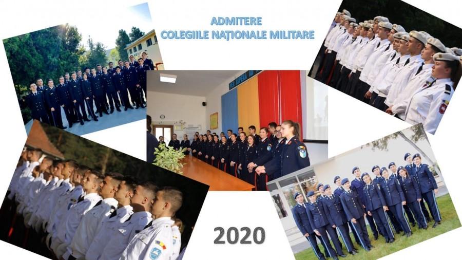 Premieră în învățământul militar liceal din România. Toate mediile de admitere în cele cinci colegii, peste nota 9