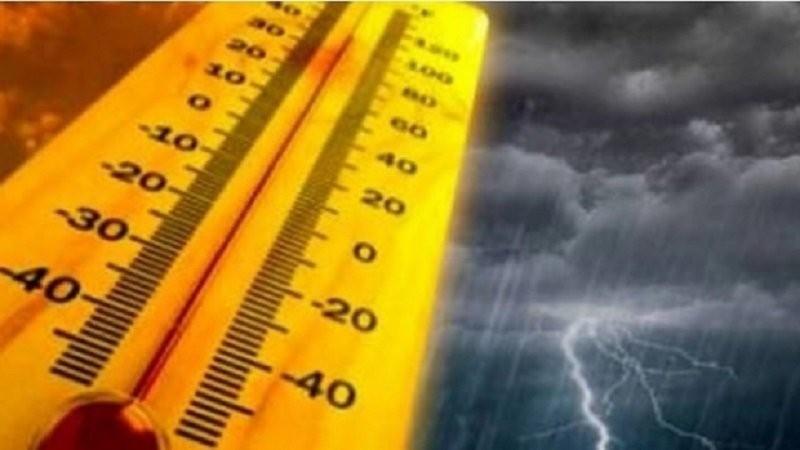 Alertă meteo COD GALBEN. Temperaturi de până la 37 de grade, dar şi ploi torenţiale, vijelii şi grindină până marţi la prânz