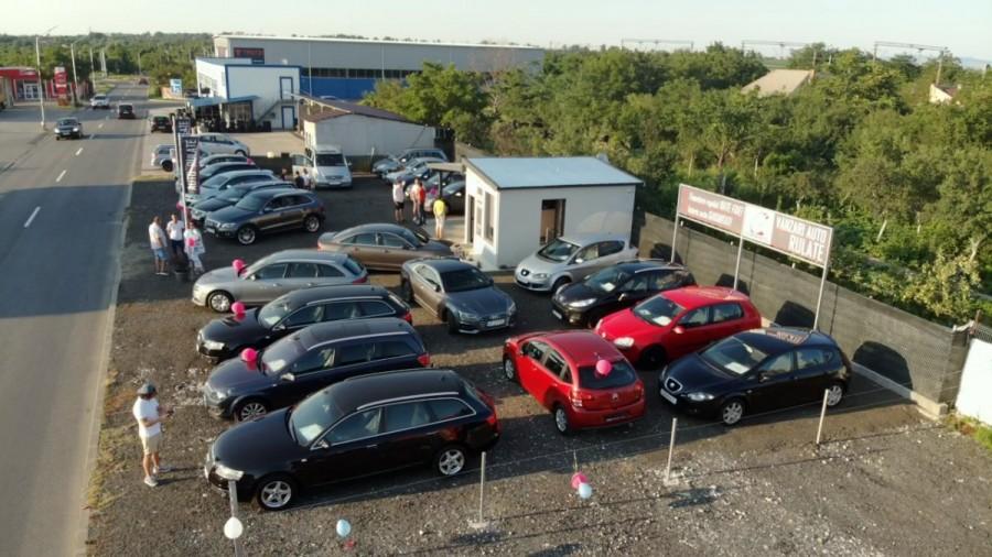 CORADI Auto, un nou parc auto în Arad