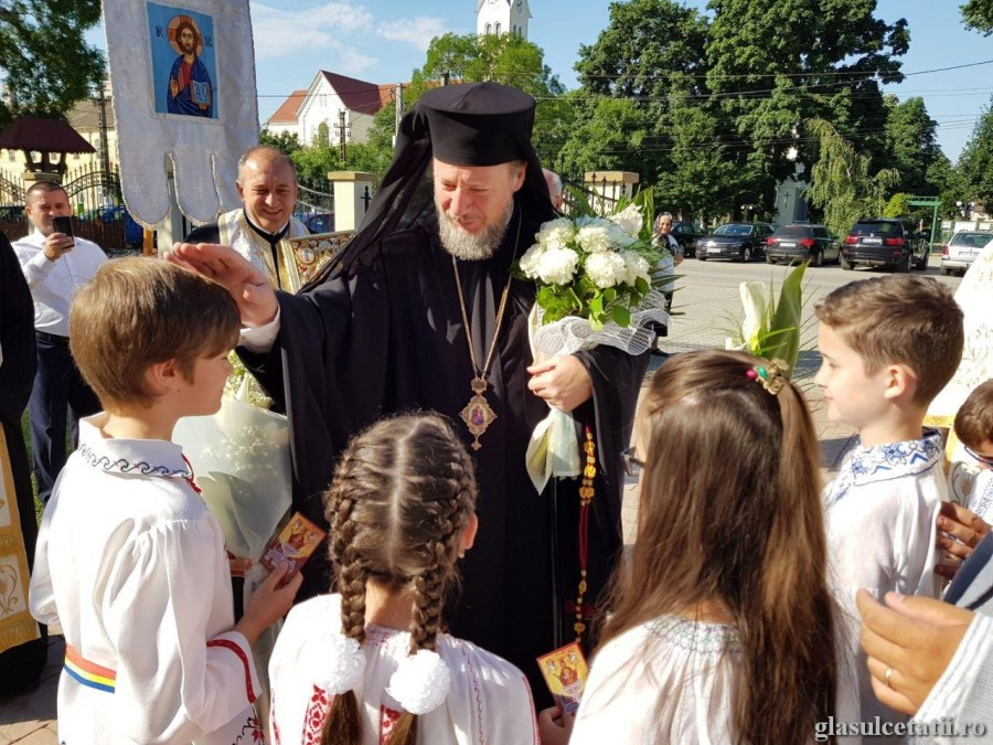 Trei ani de la înscăunarea PS Părinte Emilian Crișanul ca Episcop Vicar al Arhiepiscopiei Aradului
