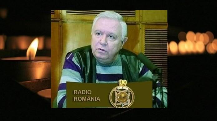 Gheorghe Verman, o legendă a Radioului Public, a încetat din viață la 78 de ani