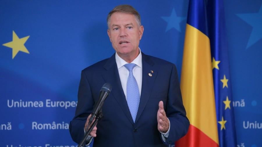 """Iohannis: """"Am obținut pentru România o sumă impresionantă – 79,9 miliarde de euro – pentru proiectele europene"""" (VIDEO)"""