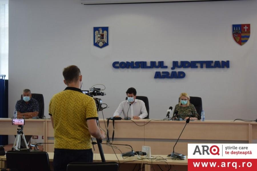 Cum evoluează focarele de COVID-19 de la Sâmbăteni și Seleuș; în județ sunt 24 de comune și orașe afectate (VIDEO)
