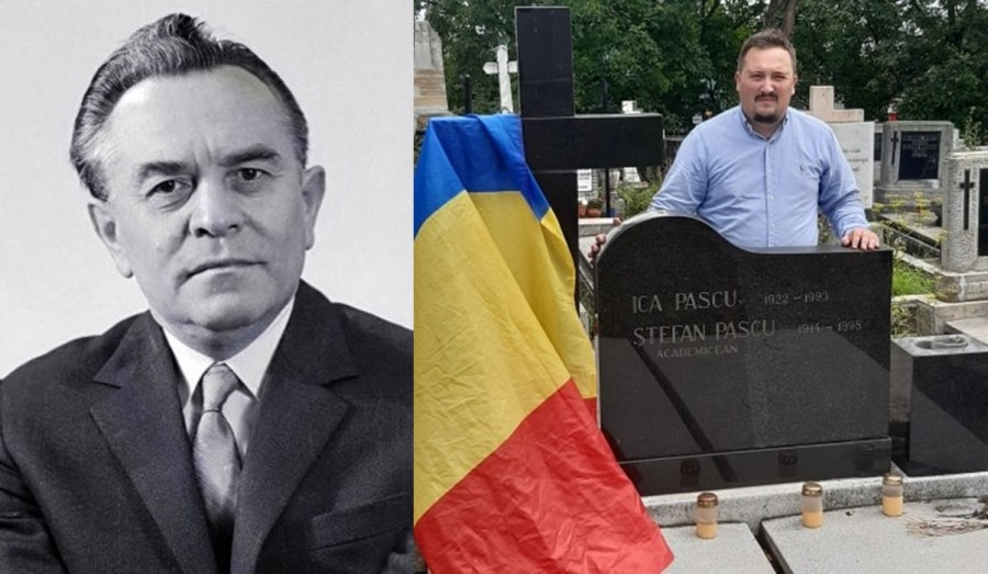 Aradul și arădenii în viziunea academicianului Ștefan Pascu (1914-1998)