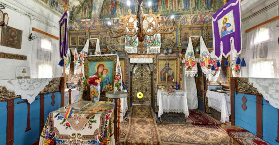 Bisericile monument istoric din Ţara Chioarului pot fi vizitate online