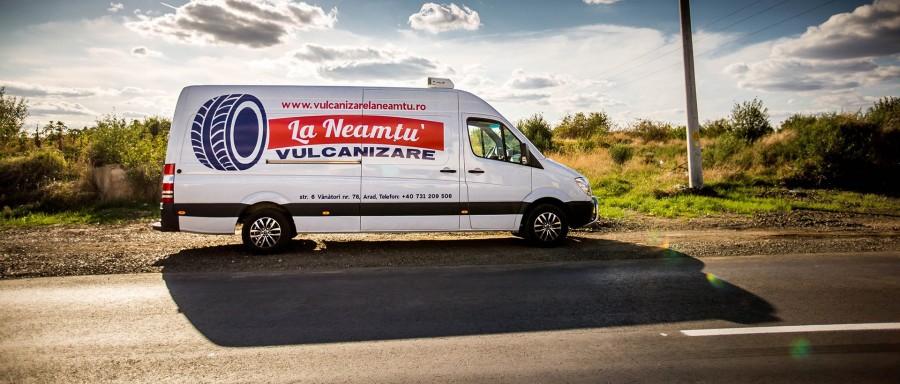 """Vulcanizarea ,,La Neamțu"""" te așteaptă cu servicii de încărcare freon, igienizare sistem AC și alte servicii pentru mașina ta"""