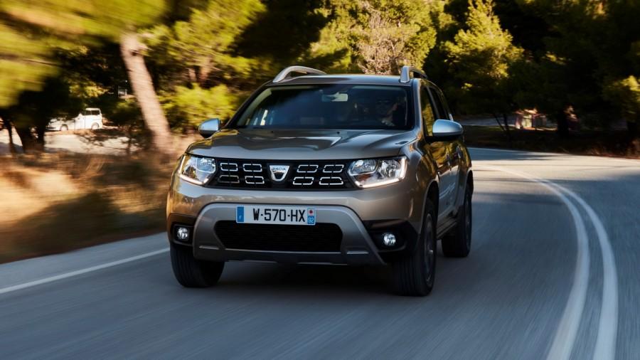 Două modele Dacia, în top 10 cele mai vândute maşini în Europa