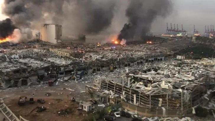Explozii puternice în Beirut: cel puțin 78 de morți și peste 4.000 de răniți. Miercuri, doliu național în Liban
