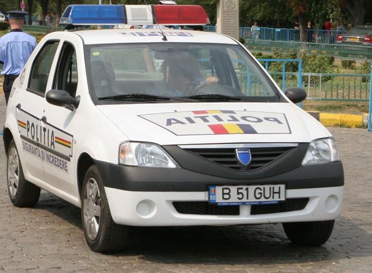 Tânăr prins în flagrant de poliţişti după un furt în municipiu