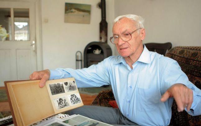 Octav Bjoza, preşedintele Asociaţiei Foştilor Deţinuţi Politici din România, a împlinit astăzi 82 de ani