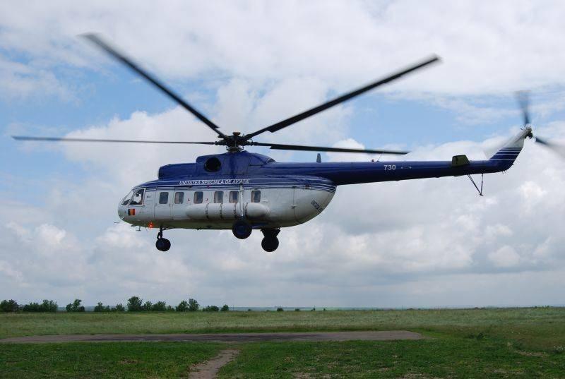 Misterul elicopterului care survolează Aradul de câteva zile