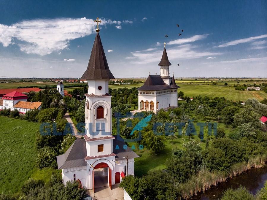 Măsuri speciale la Mănăstirile Hodoș-Bodrog, Gai și Feredeu, de Sfânta Maria