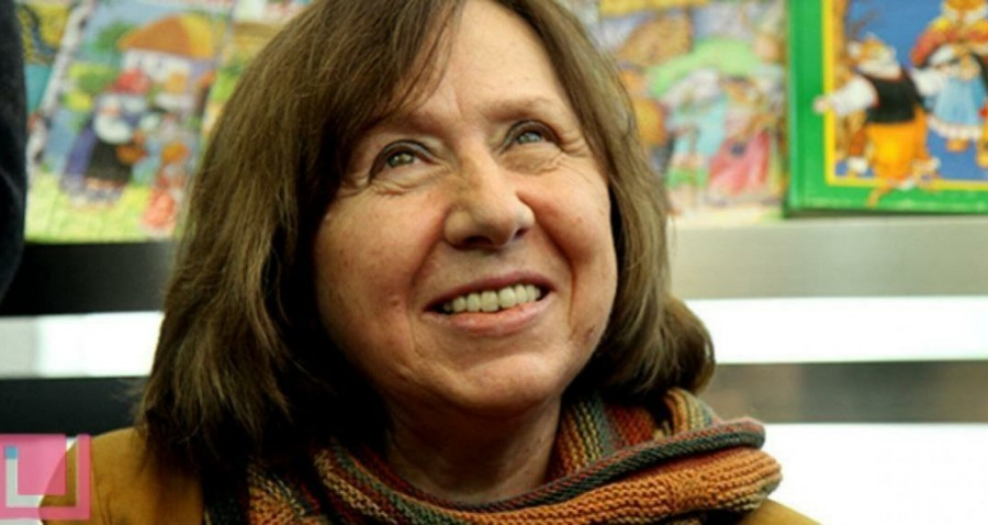 Scriitorii români, mesaj de solidaritate cu Svetlana Alexievici: Valorile pentru care luptă sunt şi valorile noastre!