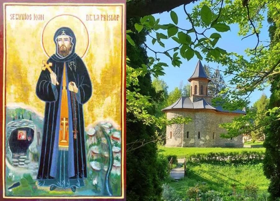 Sfântul Cuvios Ioan de la Prislop, candela nestinsă în rugăciune a ortodoxiei românești