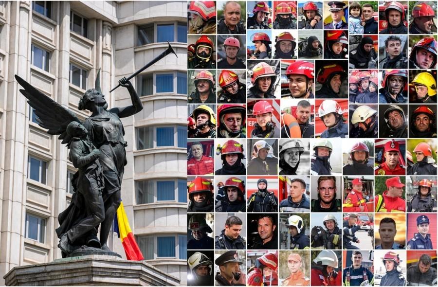 13 septembrie, ziua în care România își sărbătorește salvatorii. Astăzi este Ziua Pompierilor