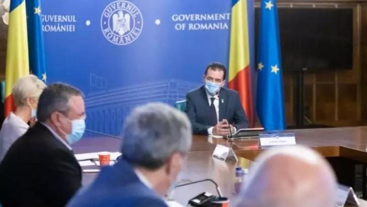 Comitetul Naţional pentru Situaţii de Urgenţă a aprobat HOTĂRÂREA 45 pentru prelungirea stării de alertă: Noi măsuri