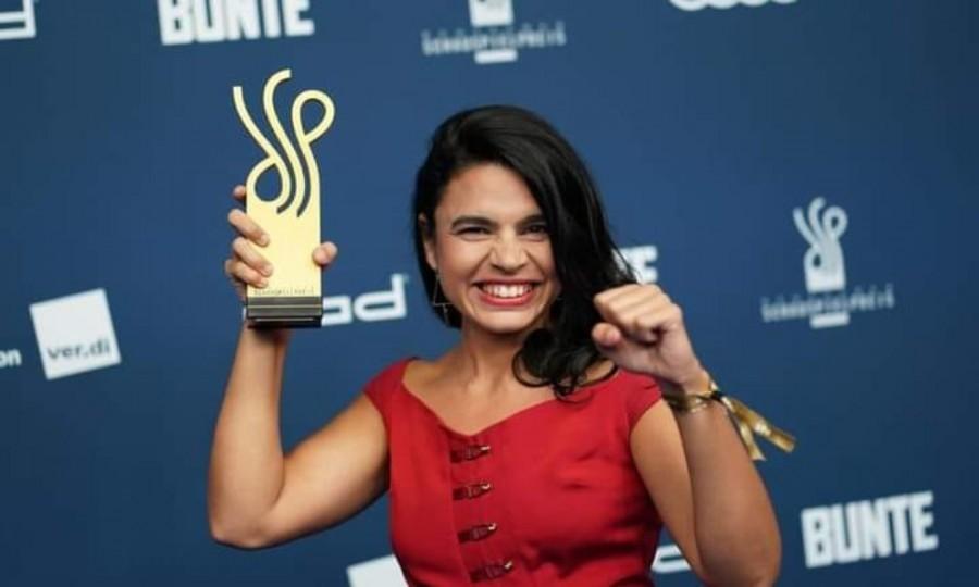 O româncă a fost aleasă cea mai bună actriță a Germaniei
