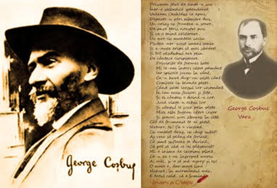 George Coșbuc, suflet în sufletul neamului său. 154 de ani de la naștere