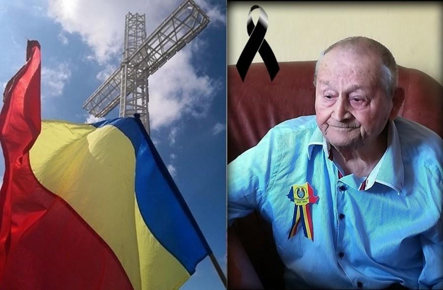 Veteranul de război și deținutul politic Alexandru Zamfirescu a încetat din viață la 108 ani