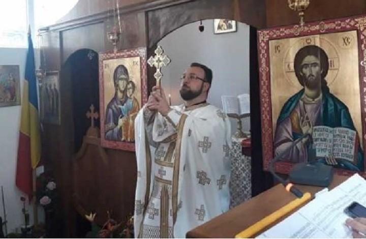 Preotul militar al Garnizoanei Timișoara, diagnosticat cu coronavirus, a încetat din viață la 37 de ani