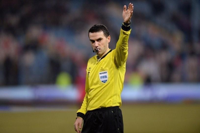 """Mircea Lucescu """"fluierat"""" de arădeanul Haţegan într-un meci din preliminariile Champions League; care a fost rezultatul final"""