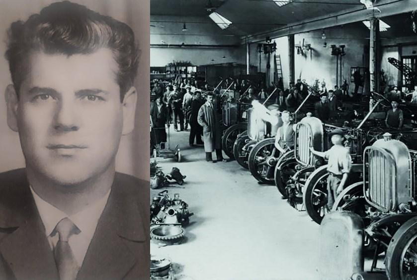 Aradul a fost cândva o forță industrială. Andrei Caciora, o viață în slujba arhivelor și a adevărului istoric