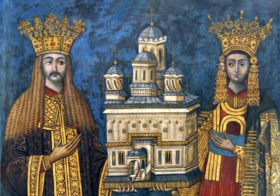 Sfântul Voievod Neagoe Basarab, icoană a Împăratului Celui veşnic și binecuvântare a neamului românesc