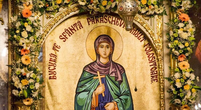 Cum se va desfășura anul acesta pelerinajul închinat Sfântei Cuvioase Parascheva de la Iași