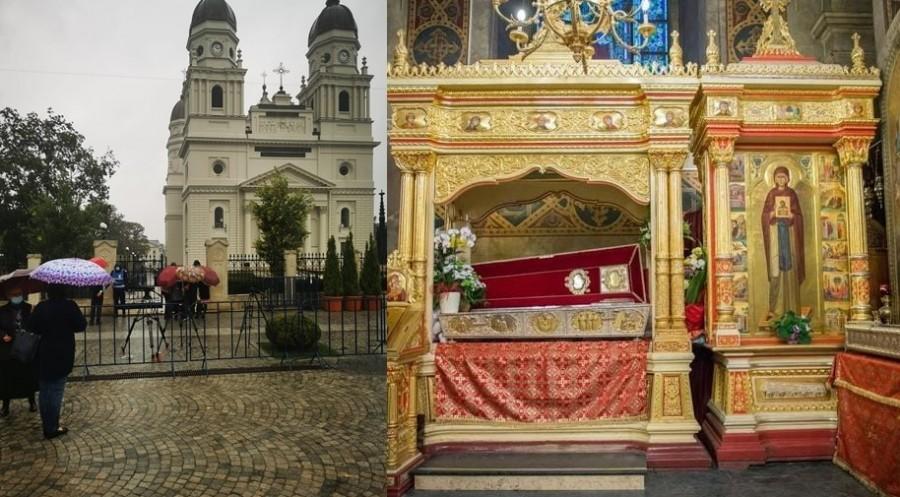 Lecția de dragoste dată de o preoteasă din Iași, în zilele în care Moldova trăieşte una dintre cele mai triste perioade din istoria sa