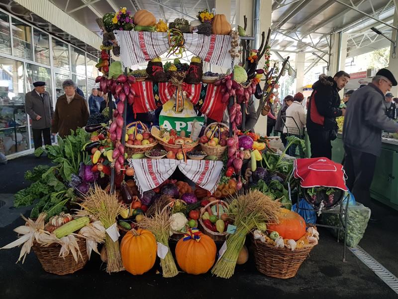 10 octombrie - Ziua naţională a produselor agroalimentare româneşti